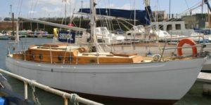 Vertue Yacht Icebird