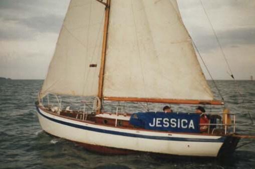 V 13 JESSICA (Ex Vertue Celia, ex Corran, ex Frea)