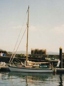 V 124 Alexia of Restronguet